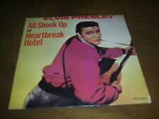 """ELVIS PRESLEY 45 TOURS CANADA ALL SHOOK UP"