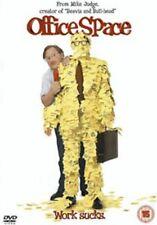 Office Space (Jennifer Aniston Ron Livingston) New DVD R4