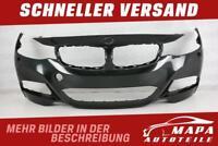 BMW 3er GT F34 M-PAKET Bj. ab 2013 Stoßstange Vorne SRA (kein PDC) Orig. Schwarz