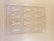 Penis Chocolate Candy Mold 2 Inch