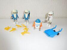 PLAYMOBIL PLAYMO SPACE 3589 + 3591 r2d2 star wars playmospace