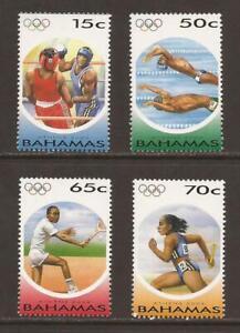 BAHAMAS 2004 SG1356/1359 Olympic Games, Athens MNH (JB16031)
