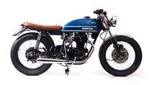 1976 HONDA CB360T CAFE VINTAGE MOTORCYCLE POSTER PRINT 20x36