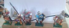 Painted soldiers 28 mm - MEDIEVAL RUSSIAN WARRIORS
