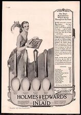 1927 HOLMES & EDWARDS Century Jamestown Romance Pageant Silverware Flatware AD