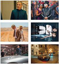 Spectre James Bond 007 POSTCARD Set
