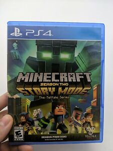 Minecraft: Story Mode Season Two (Sony PlayStation 4) ps4