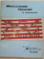 Muzzleloading Colt Firearms Guns Armoury New Preston CT catalog Enfield Rifle