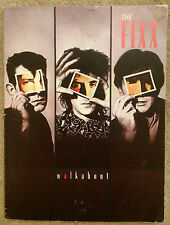 Walkabout  The Fixx Songbook Sheet Music Songbook Song Book