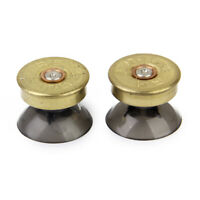 2 x Thumbsticks Metal Buttons Set for PlayStation 4 PS4/Xbox One Controller