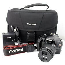 Canon EOS Rebel T3 Digital SLR Camera and 18-55mm IS II AF- Lens Kit