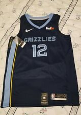 New listing Nike Ja Morant Memphis Grizzlies Swingman JerseyMen's Size Medium 44