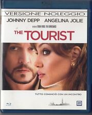 THE TOURIST (2010) BLU-RAY - EX NOLEGGIO