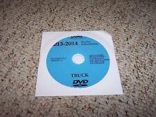 2013 Ford Police Interceptor Utility Truck Shop Service Repair Manual DVD 3.7L
