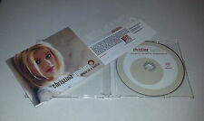 Single CD Christina Aguilera Aquilera - Genie In A Bottle 3.Tracks 1999