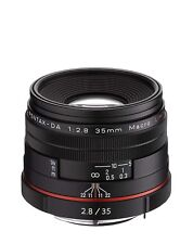 PENTAX Standard Single-Focus Macro Lens HD DA 35mm F2.8 Macro Limited K Mount