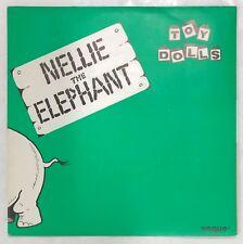 "TOY DOLLS NELLIE THE ELEPHANT VINYL RARE ORIGINAL FRENCH VOGUE 7"" 45 NEAR MINT"