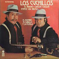 Hear Los Cuchillos Instrumental Funk Breaks Changes Mafia Cover lp
