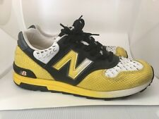 New Balance USA Made 1400 Super Team 33 Size 9.5  Butterfly Fish Rare Vintage