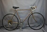 1983 Schwinn Le Tour Vintage Touring Road Bike 58cm Large Cromoly Steel Charity!