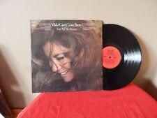 "Vikki Carr: Vikki Carr's Love Story    12""      33 RPM     LP"
