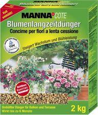 Manna Blumen Langzeit Dünger Manna Cote Depot Perls 2 kg