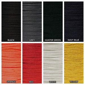 "GOLBERG Diamond Braid Nylon Rope 1/8"", 3/16"", 1/4"", 5/16"", 3/8"" 10ft - 100ft"