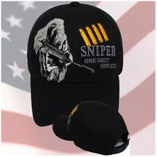SNIPER Ball Cap US Navy SEALs Army 11B B4 Police USMC 0317 8541 Hat GHILLIE SUIT