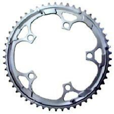 Alloy 53T Road Crank Large Big Chainring 5-Bolt 8/9/10Spd 130BCD 130PCD