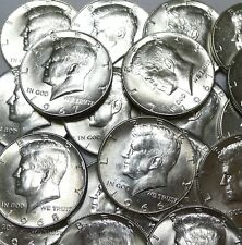 ALL SILVER ESTATE COIN LOT!  KENNEDY,BARBER,WWII! 6 COINS TOTAL!  GREAT PRICE!!!