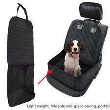 Waterproof Car Folding Pet Dog Cat Front Single Seat Cover Protector Mat Travel
