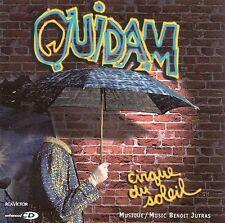 Cirque du Soleil - Quidam (CD, RCA) NEW