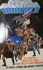 Vintage 1978 Berkeley Paperback Battlestar Galactica 244pp