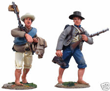 BRITAINS SOLDIERS CONFEDERATES MARCHING CIVIL WAR 31009