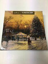 Hallmark Christmas Thomas Kinkade Gallery Edition Card Box 10 Cards 11403024