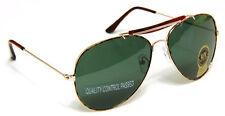 Unbranded Aviator Metal and Plastic Men's Sunglasses