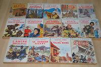 lot 14 livres collection Bibliothèque de la jeunesse - Hachette