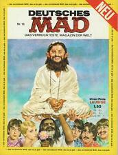 Mad 15 (Z1), Williams