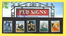 2003 GB STAMP PRESENTATION PACK No 350  'PUB SIGNS'