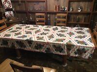 Vintage Quilt...Unfinished