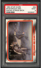 1980 Star Wars Empire Strikes Back #68 Mysterious and Deadly Chamber PSA 9 MINT