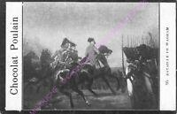 CHROMO CHOCOLAT POULAIN HISTOIRE Bataille de Wagram n 95