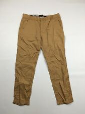 Women's River Island 'Tapered' Chinos - UK12 - Beige - Great Condition