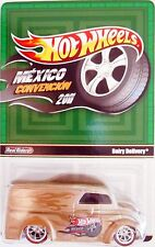 2011 HOT WHEELS MEXICO CONVENTION DAIRY DELIVERY ONLY 4,000 MADE