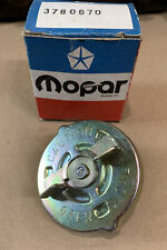NOS MoPar 1972-1974 Plymouth Barracuda Cuda  GAS CAP Part #: 3780670. ~MINT~