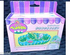 Vintage Littlest Pet Shop Jump N' Splash Frog GAME PLAYSET Set Kenner JAPAN VER