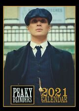 Peaky Blinders 2021 A3 wall calendar