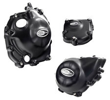 R&G Engine Case Cover Kit (3pc) BMW S1000RR (10-14) HP4 (09-14)  S1000R (14-16)