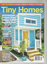 CENTENNIAL HOMES TINY HOMES MAGAZINE JULY 2018