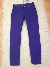 Ted Baker Super Skinny Indigo Jeans, size W26 (UK6-8) - new with tags, RRP £79